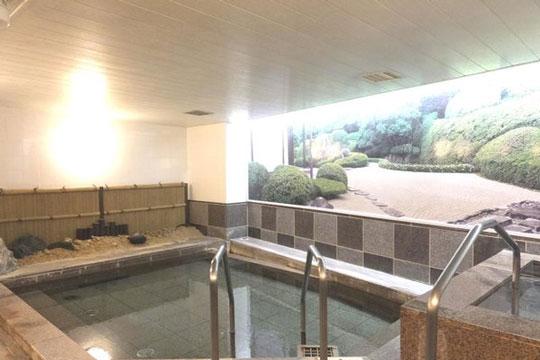 熱海温泉 伊東園ホテル熱海館