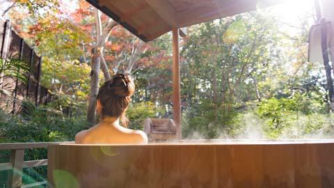 女性の一人旅におすすめの人気温泉宿ランキング
