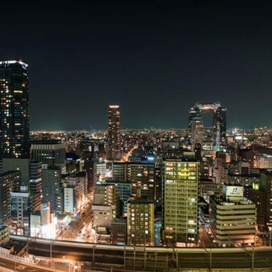 ホテル阪神大阪 眺望