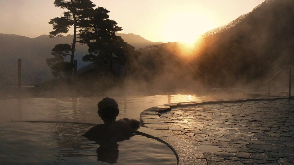 ◆2017年◆男一人旅に人気の温泉地ランキング