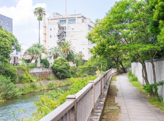 松川遊歩道