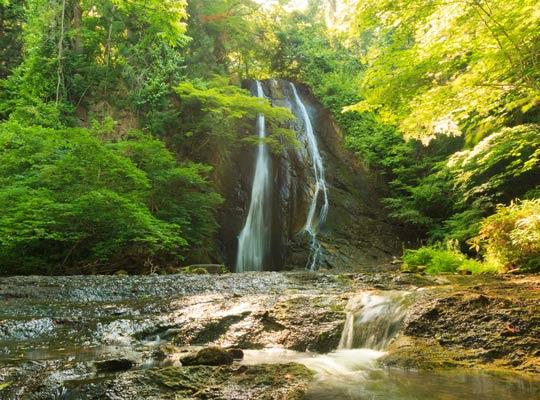 緒ヶ瀬の滝