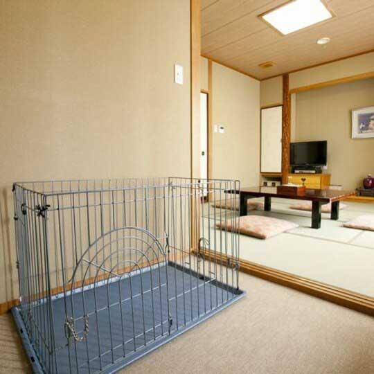大和屋本店 ペットと泊まれる客室