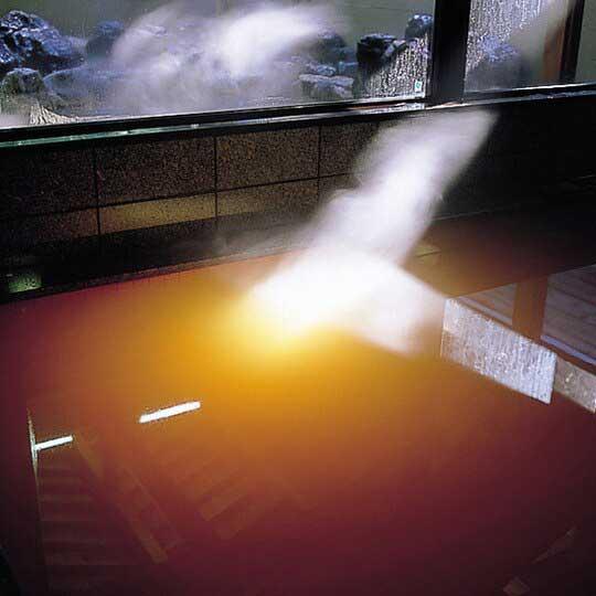 須賀谷温泉 温泉