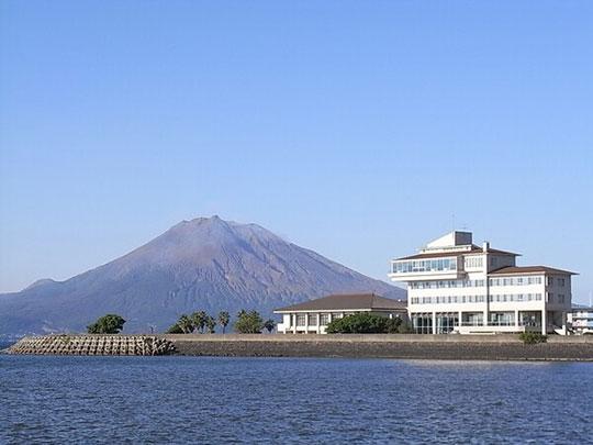 リブマックスリゾート 桜島シーフロント ホテル全景
