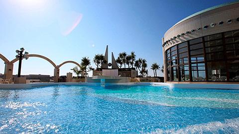 沖縄のプールが人気のホテルランキング
