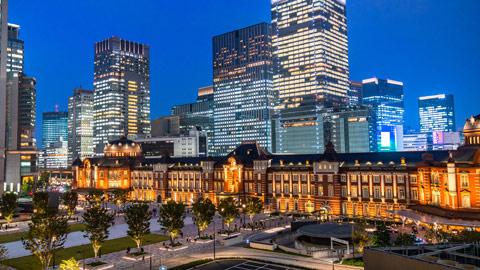 東京駅から徒歩3分以内!クチコミで人気のホテルランキング