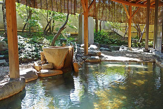 鳥取温泉 観水庭こぜにや