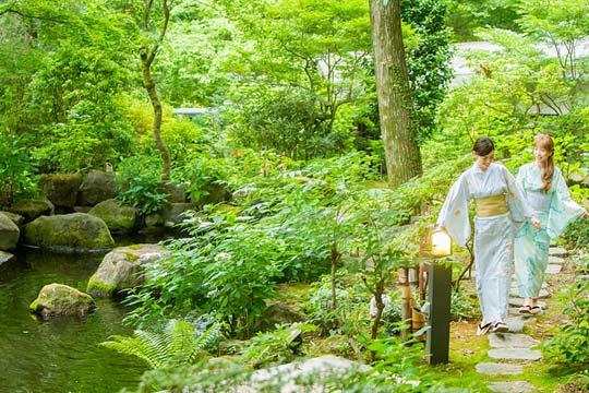 伊香保温泉 如心の里 ひびき野