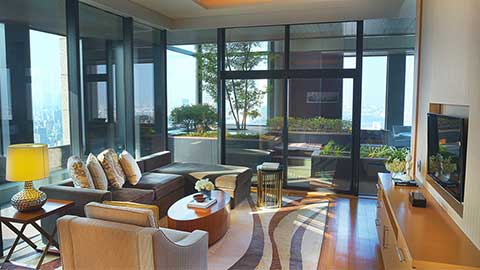 GoToキャンペーンでお得に泊まりたい!大阪市内の憧れ高級ホテル
