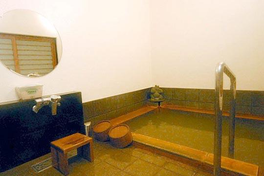 温泉津温泉 のがわや旅館