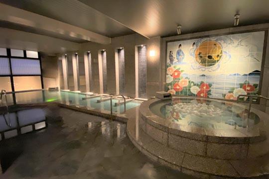 道後プリンスホテル~旬華趣湯 あったらいいな、が湧く湯宿~
