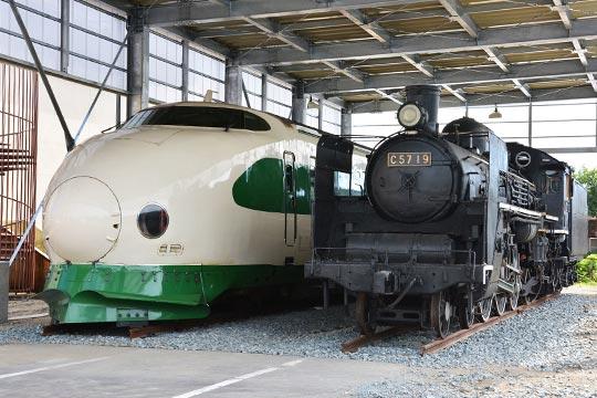 新潟市新津(にいつ)鉄道資料館