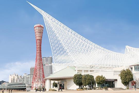 カワサキワールド(神戸海洋博物館内)