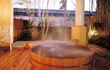 鳥取温泉(鳥取県)