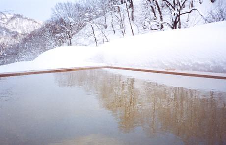 おしゃまんべ温泉(北海道)