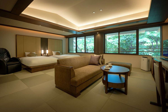 蔵王温泉 蔵王国際ホテル