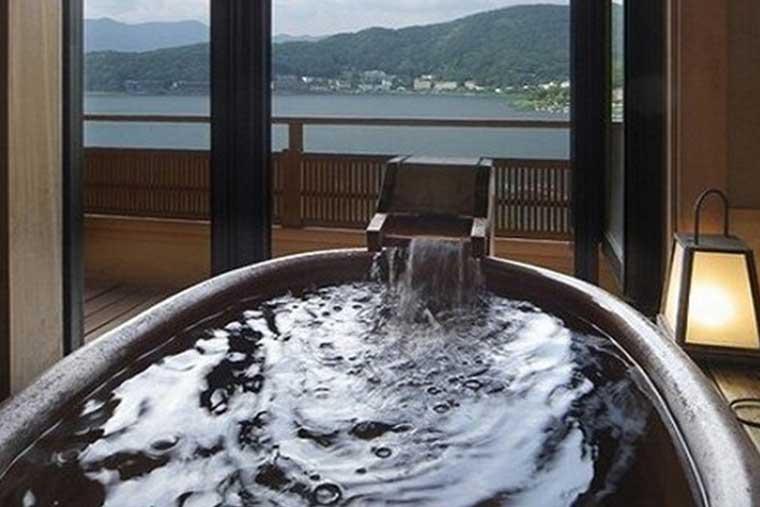 富士河口湖温泉 花水庭 おおや