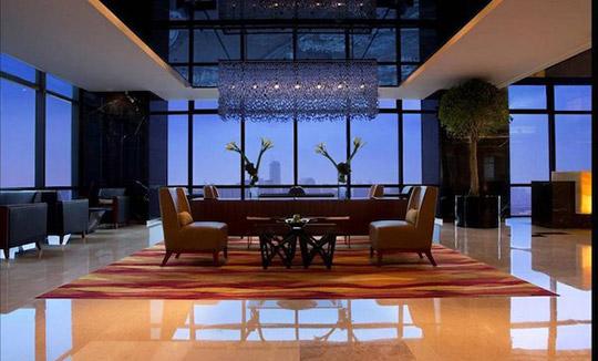 ルネッサンス上海中山公園ホテル