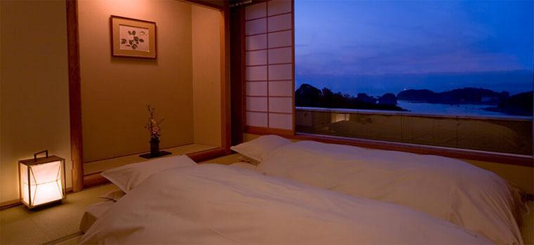 紀州・白浜温泉むさし 和邸客室例
