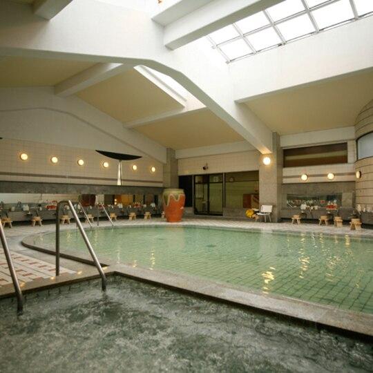 紀州・白浜温泉むさし 大浴場