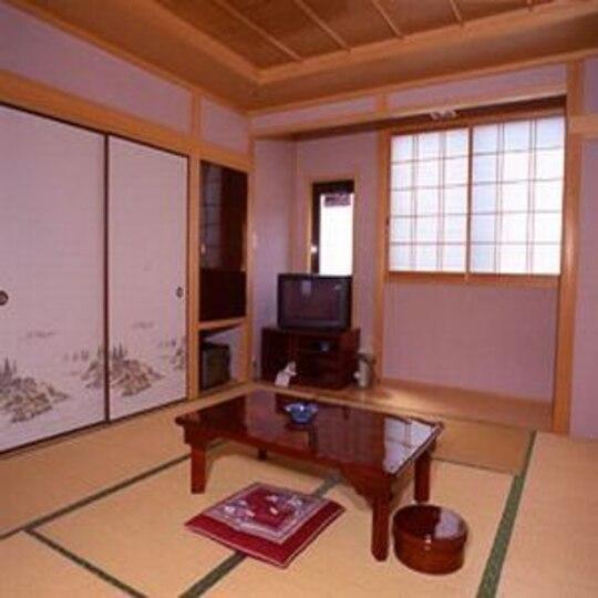 白浜温泉 民宿Aコース 客室例