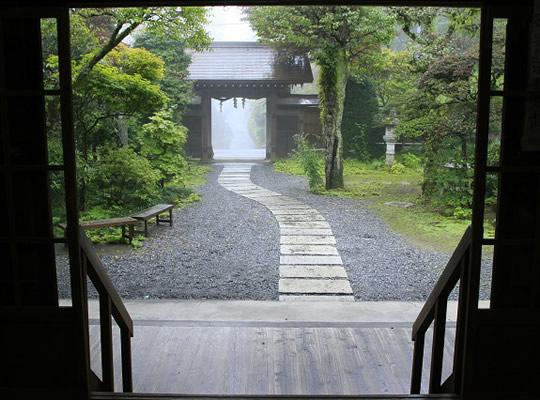 御岳山荘(みたけ山荘)