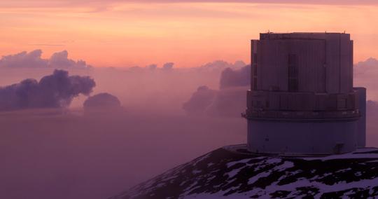 すばる天文台(すばる望遠鏡)