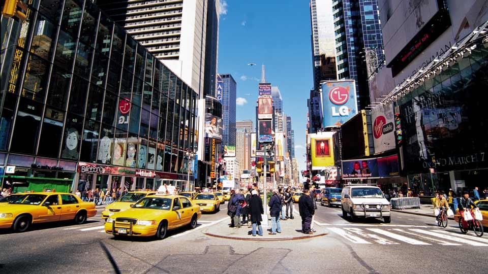 ニューヨークおすすめ観光スポット~現地スタッフ厳選 BEST20~