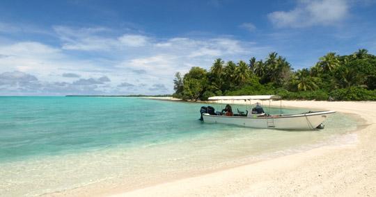 カヤンゲル島・カヤンゲル環礁