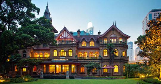馬勒別墅飯店(ヘンシャンモラーヴィラ ホテル)