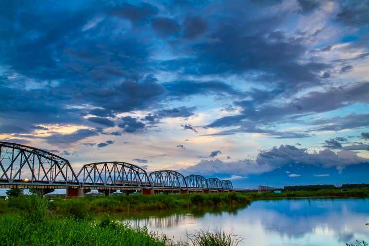 旧鉄橋湿地教育園区