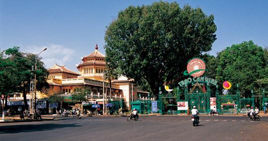 サイゴン動植物園