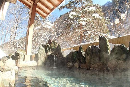 伊東園ホテル尾瀬老神 山楽荘