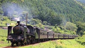 蒸気機関車に乗って郷愁の旅へ!人気のSLランキングTOP10