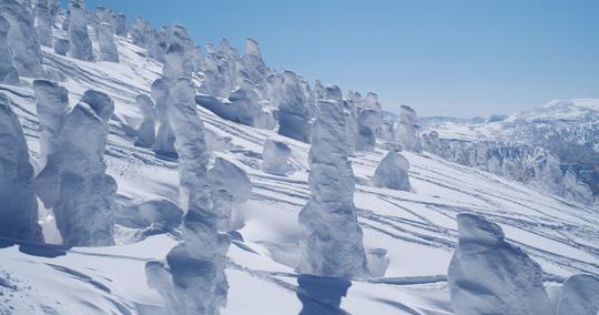 八甲田樹氷(八甲田スキー場)