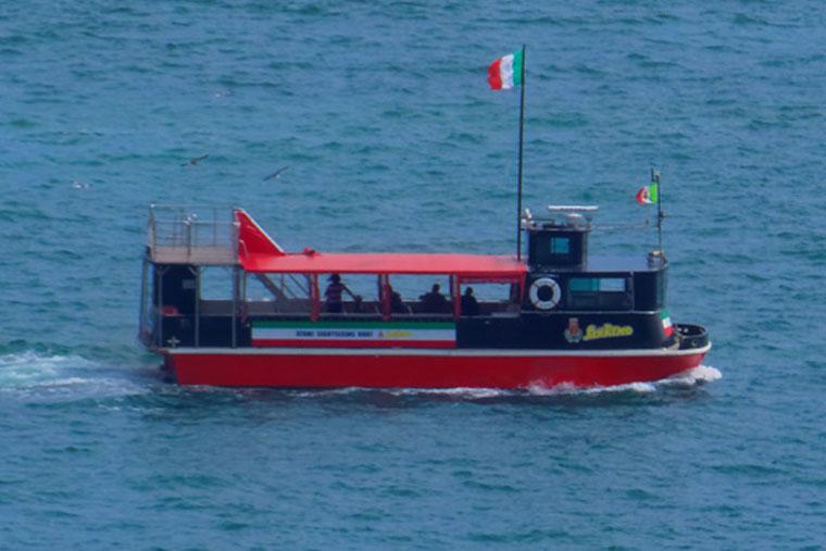 遊覧船サンレモ