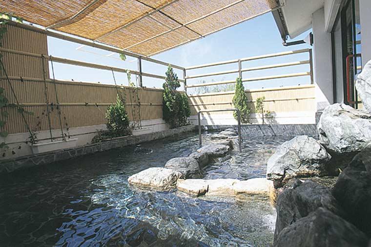 五色天然温泉