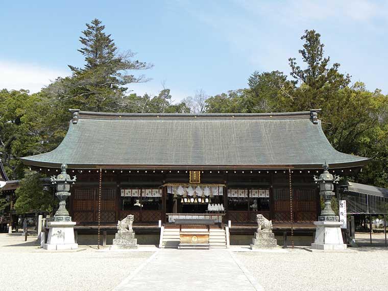 伊弉諾(いざなぎ)神宮