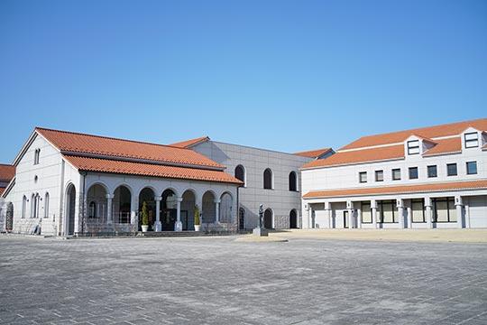 安曇野市豊科近代美術館