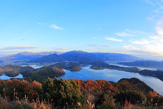 三方五湖(みかたごこ)