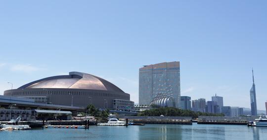 福岡タワー・ヤフオクドーム