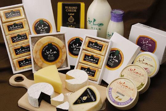 富良野チーズ工房