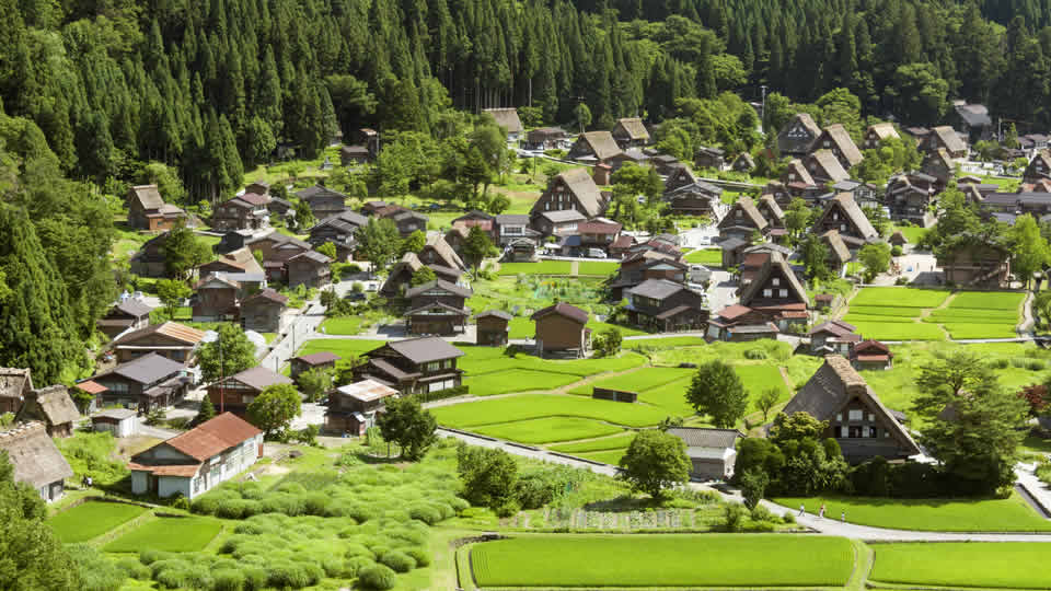 岐阜県のおすすめ観光スポット