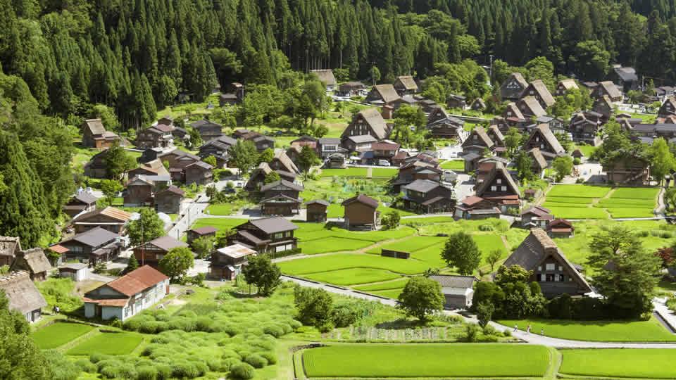 現地スタッフ厳選!岐阜県のおすすめ観光スポットBEST20