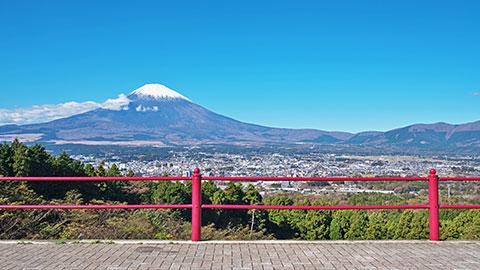 御殿場・富士のおすすめ観光名所