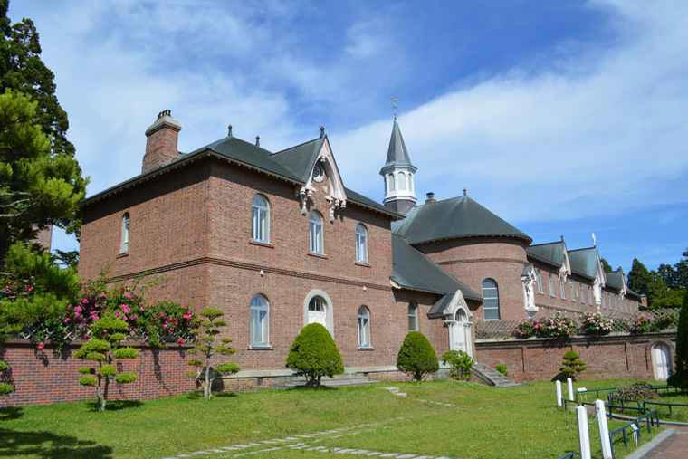 トラピスチヌ修道院