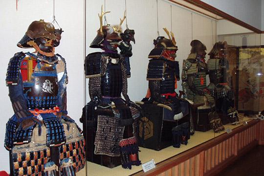 箱根武士の里美術館