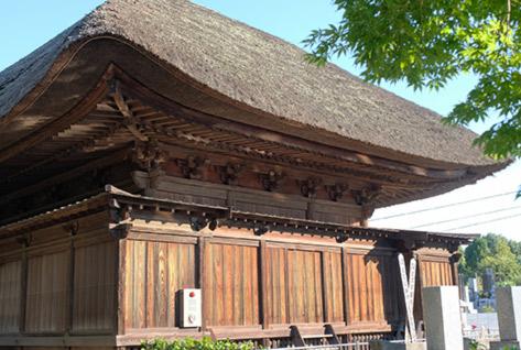 取手の寺社