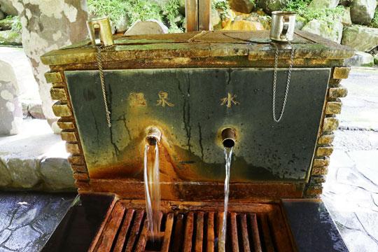 伊香保温泉飲泉所